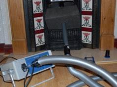 chimney testing
