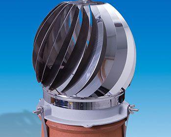 The Colt rotorvent turbolite
