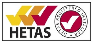Hetas registered engineer logo
