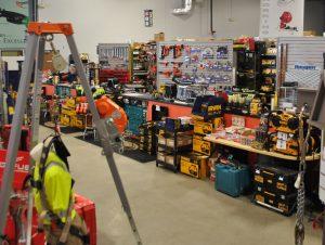 Chimney sweep equipment