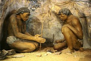 A huge evolutionary advantage would have been gained through the control of fire